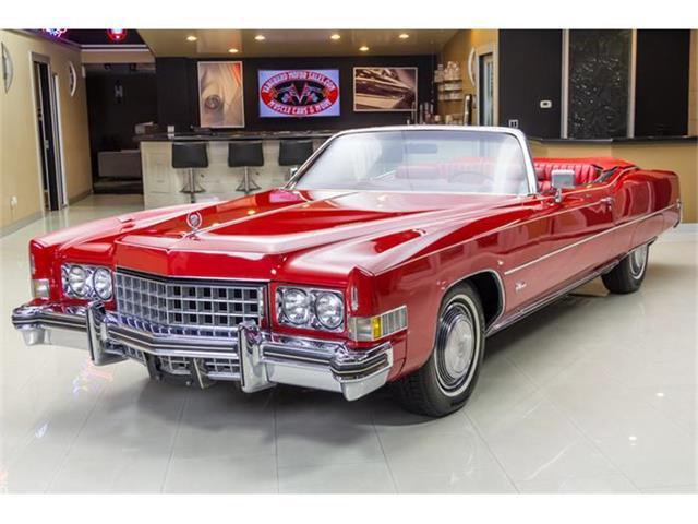 1973 Cadillac Eldorado | 768045