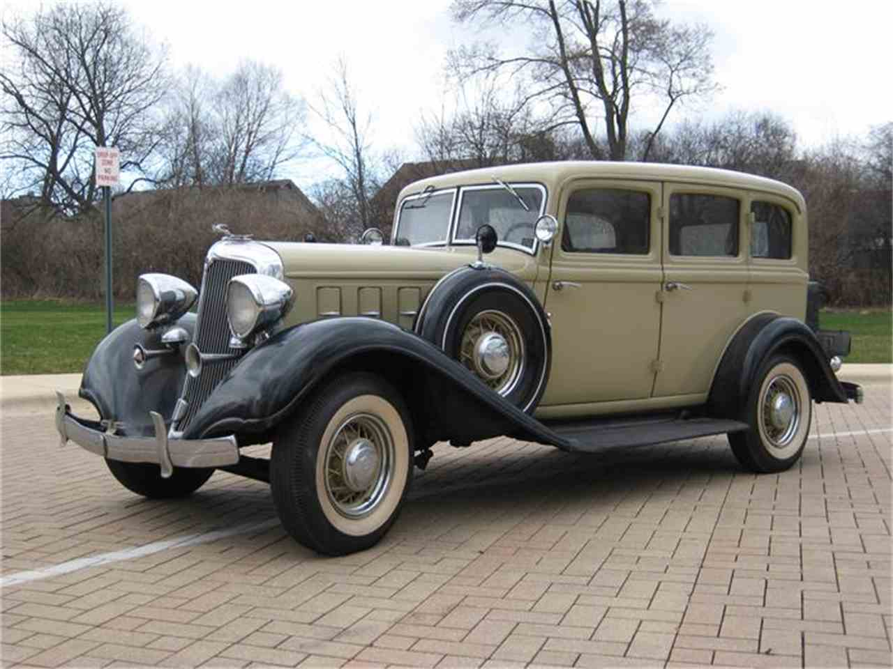 Large Picture of '33 Chrysler Imperial Offered by Classic Auto Haus - GGN9