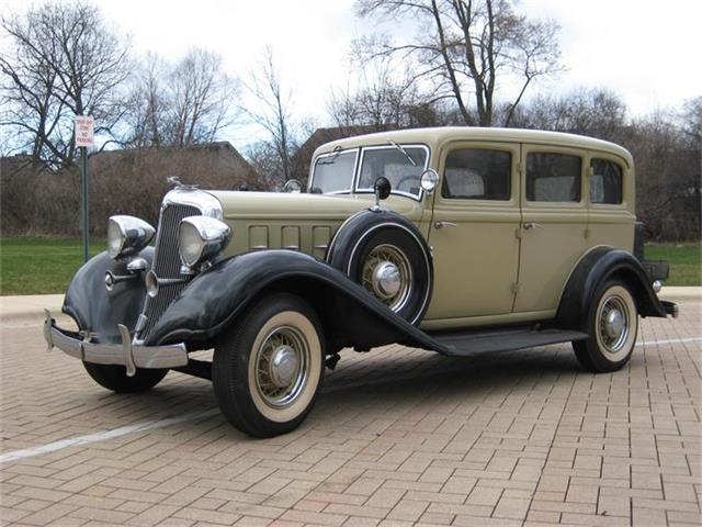 1933 Chrysler Imperial | 768069