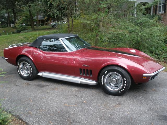 1969 Chevrolet Corvette | 768086