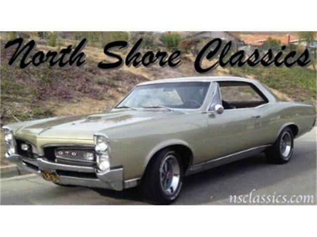 1967 Pontiac GTO | 768117