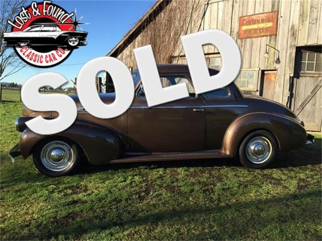 1940 Chevrolet Coupe | 768150