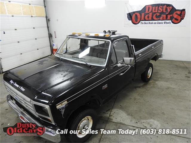 1986 Ford F150 | 768153