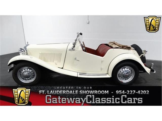 1953 MG TD | 768164