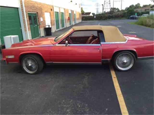 1984 Cadillac Eldorado Biarritz | 768194