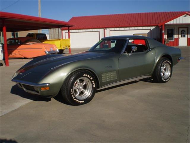 1971 Chevrolet Corvette Stingray | 768201