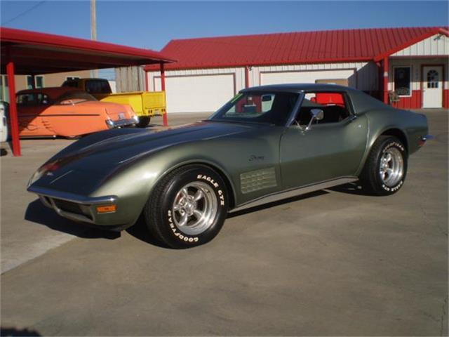 1971 Chevrolet Corvette Stingray | 768201