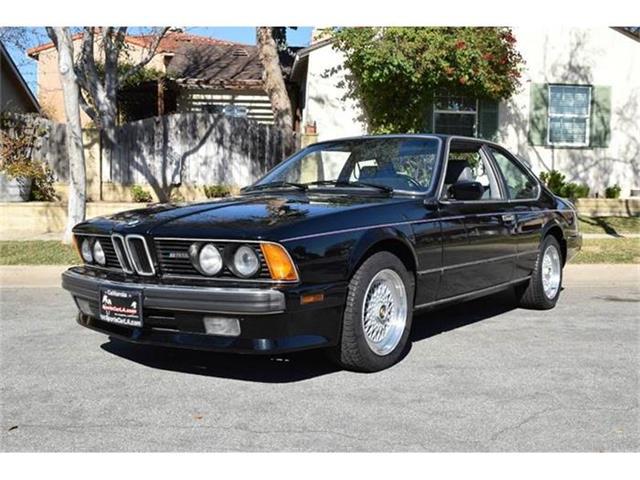 1988 BMW M6 | 768213