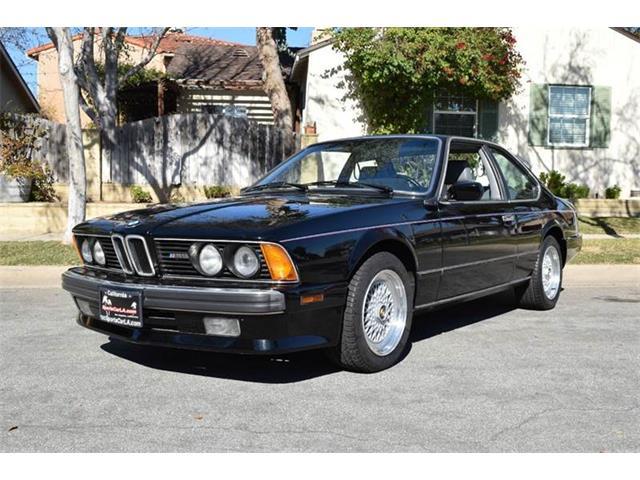 1988 BMW M6   768213