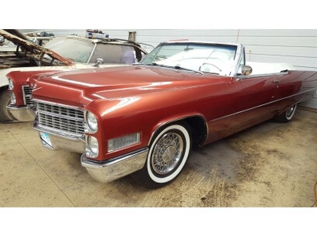 1966 Cadillac DeVille | 768228