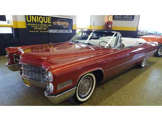 1966 Cadillac DeVille   768228