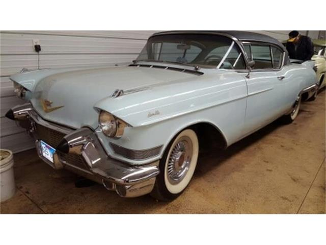 1957 Cadillac Eldorado   768229