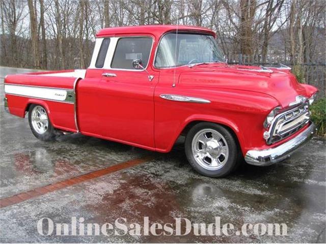 1957 Chevrolet Cameo   768263