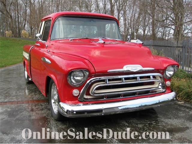 1957 Chevrolet Cameo | 768263