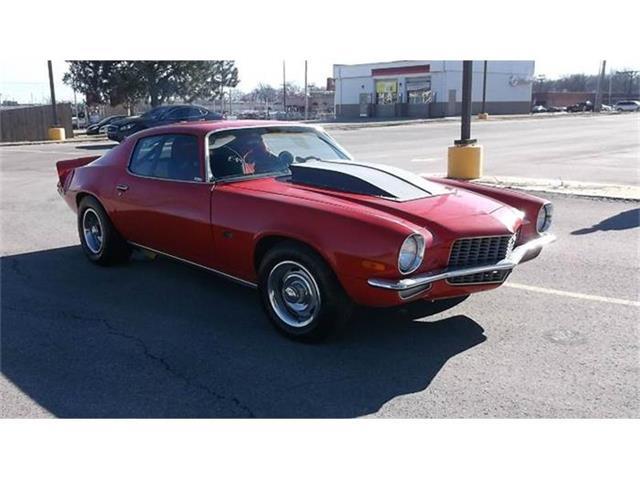 1971 Chevrolet Camaro | 760827