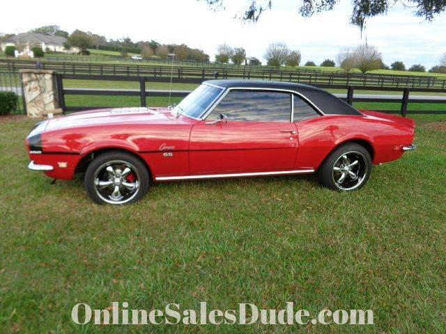 1968 Chevrolet Camaro | 768275