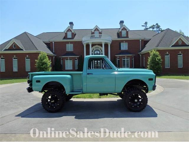 1971 Chevrolet C/K 10 | 768276