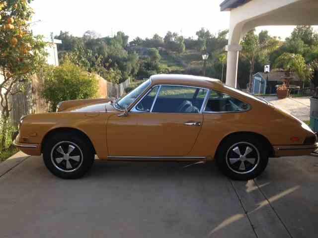 1968 Porsche 911 | 768277