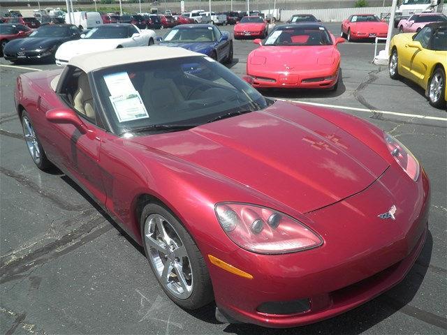2008 Chevrolet Corvette | 768302