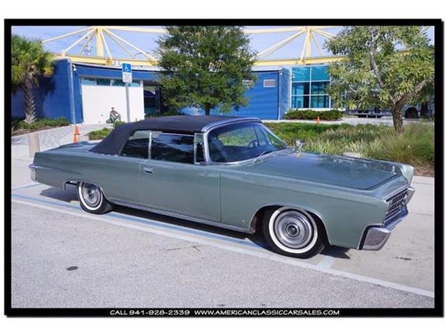 1966 Chrysler Imperial   768325