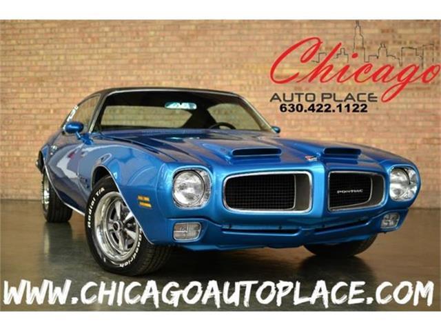 1970 Pontiac Firebird | 768326