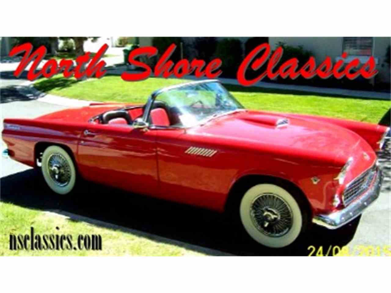 Large Picture of 1955 Ford Thunderbird located in Palatine Illinois - $27,500.00 Offered by North Shore Classics - GGUG
