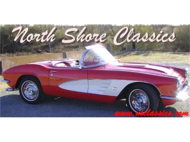 1961 Chevrolet Corvette | 768329