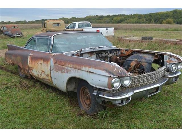 1960 Cadillac DeVille | 768334