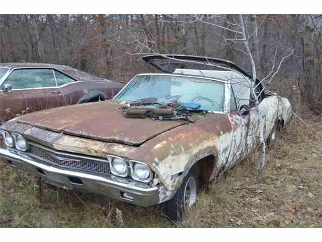 1968 Chevrolet Chevelle Malibu | 768335