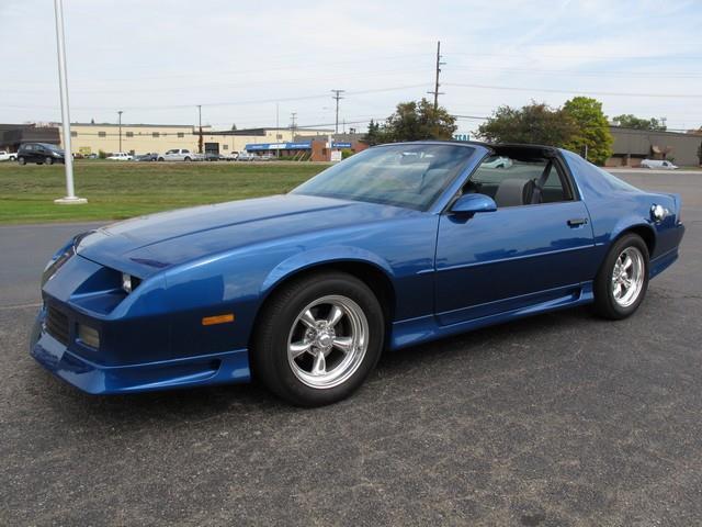 1991 Chevrolet Camaro | 768366