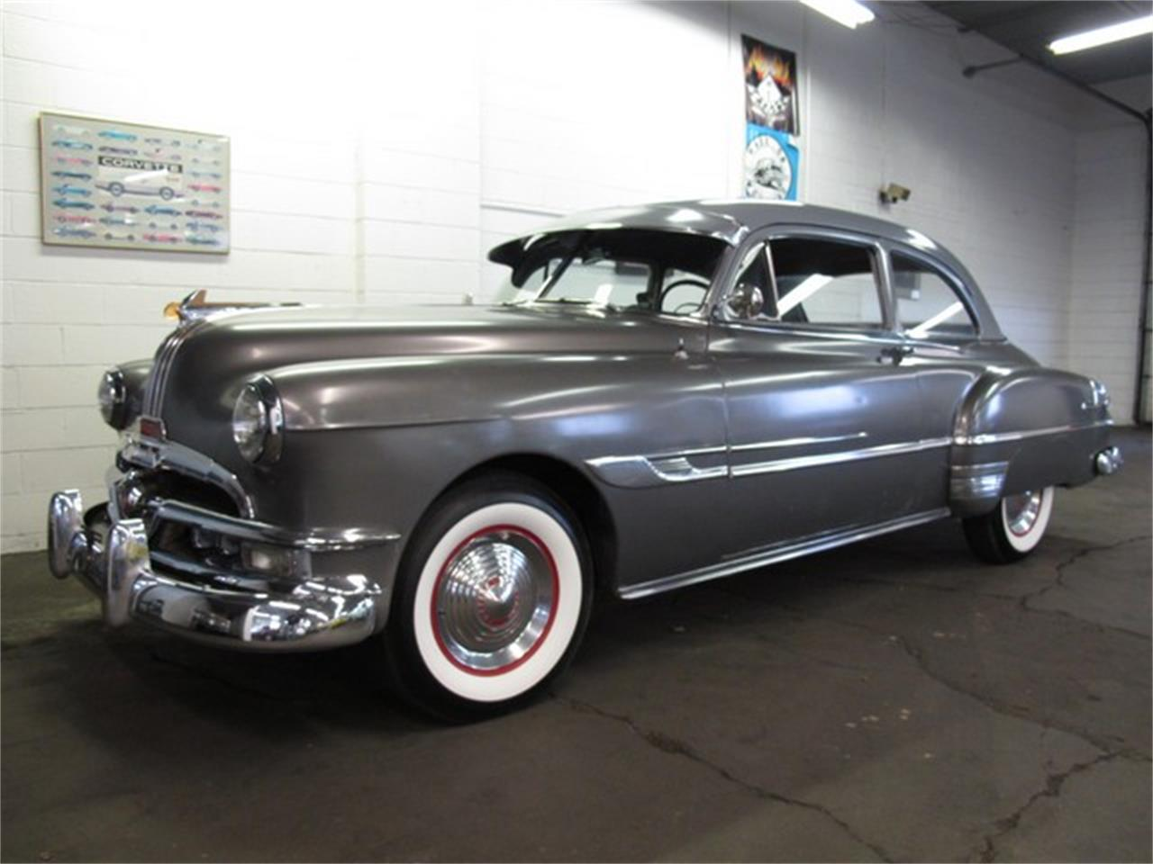 1952 pontiac chieftain for sale cc 768373. Black Bedroom Furniture Sets. Home Design Ideas