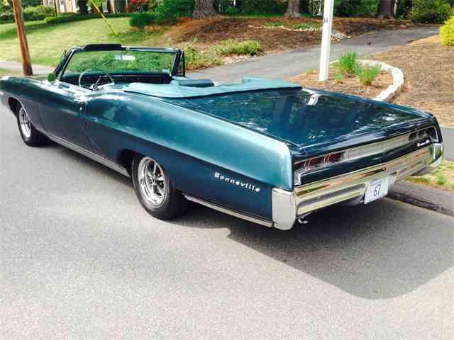 1967 Pontiac Bonneville | 768379