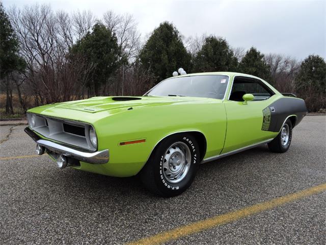 1970 Plymouth Cuda   768385