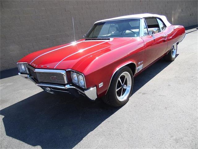1968 Buick Gran Sport | 768426