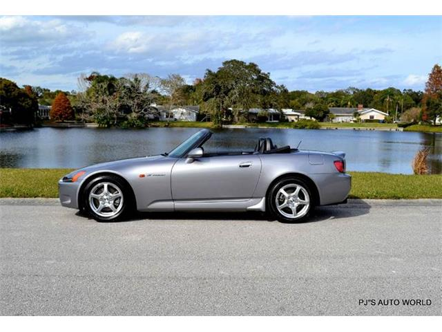 2001 honda s2000 for sale cc 889289. Black Bedroom Furniture Sets. Home Design Ideas