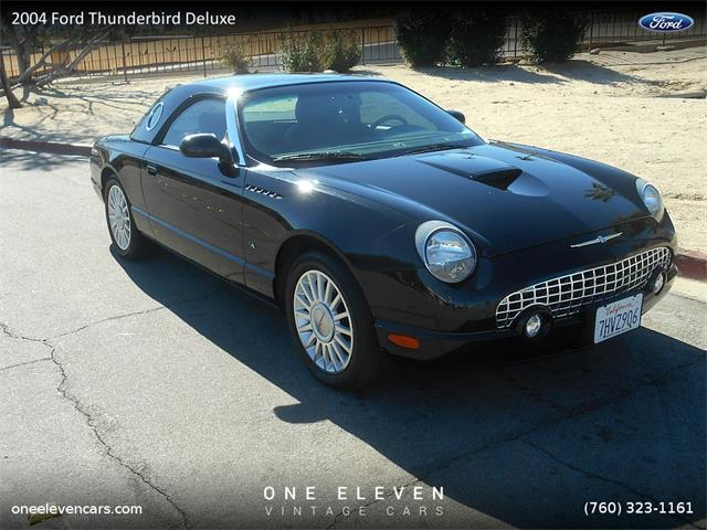 2004 Ford Thunderbird | 768523