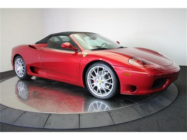 2001 Ferrari 360 | 768528