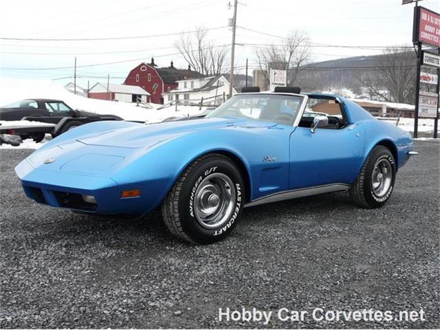 1973 Chevrolet Corvette | 768533