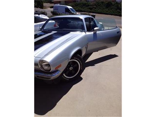 1970 Chevrolet Camaro | 768541