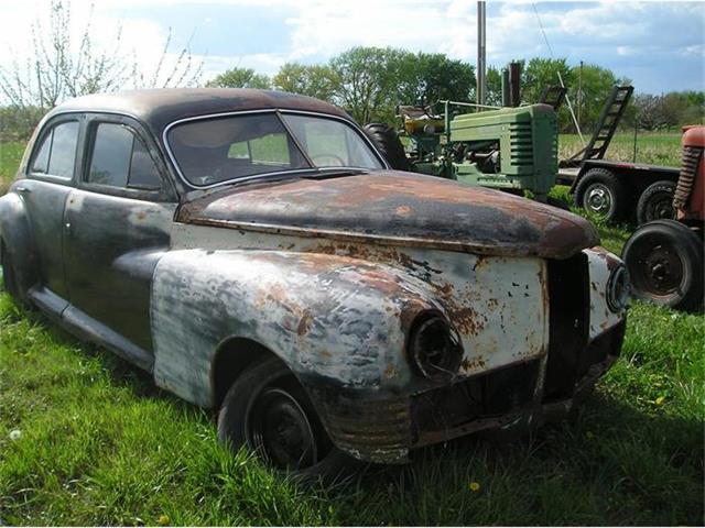 1946 Packard Clipper Standard   768543