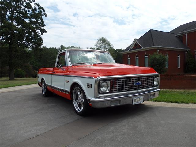 1972 Chevrolet Cheyenne | 768547