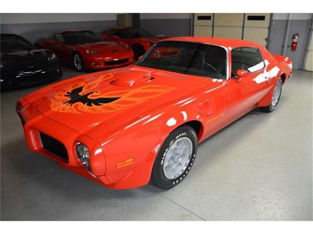 1973 Pontiac Firebird | 768577