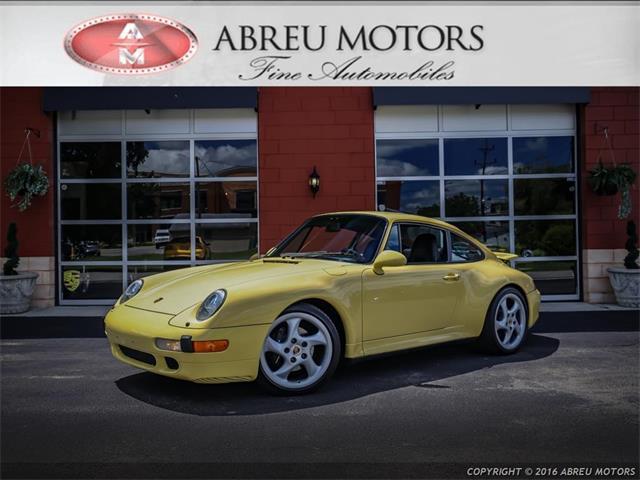 1997 Porsche 911Carrera C2S | 768578