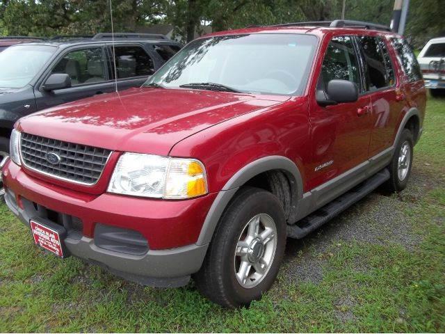2002 Ford Explorer | 768595