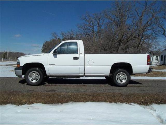 2002 Chevrolet Silverado | 768596