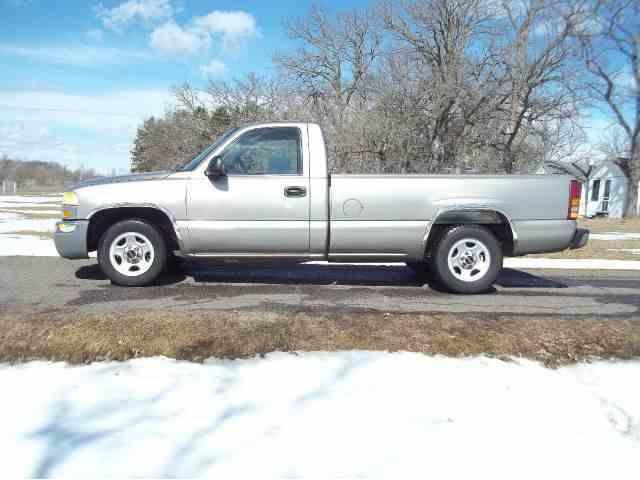 2003 GMC Sierra | 768597