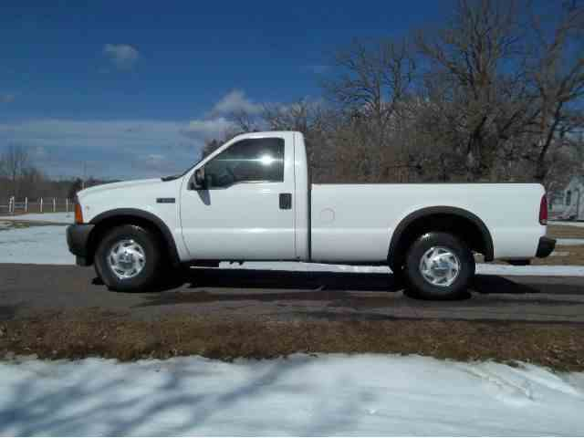 2001 Ford F250   768598