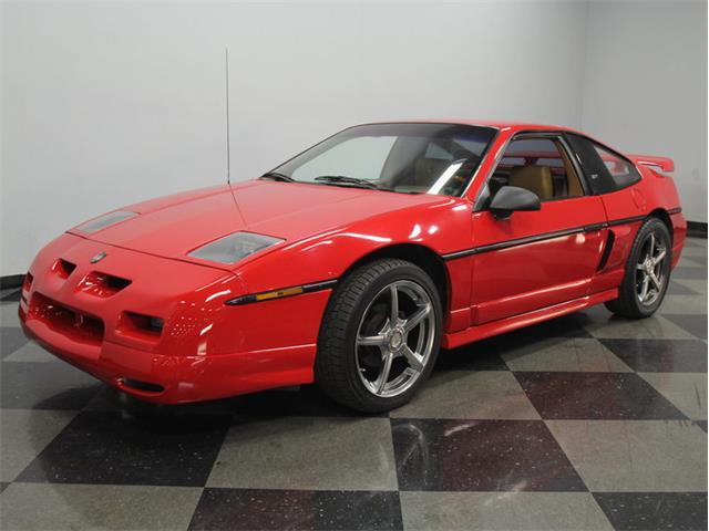 1988 Pontiac Fiero | 760860