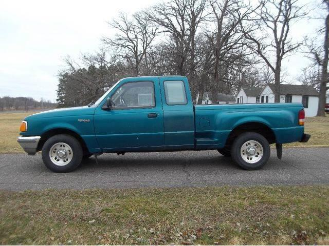 1996 Ford Ranger | 768610