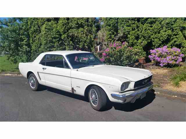 1965 Ford Mustang | 768688